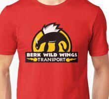 Berk Wild Wings Transport Unisex T-Shirt