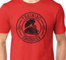 Train Engineer Unisex T-Shirt
