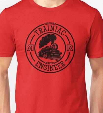 Train Engineer Unisex T-Shirt