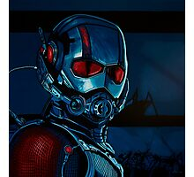 Ant Man Painting Photographic Print