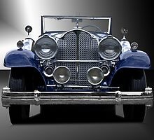 1932 Packard Victoria Convertible I by DaveKoontz