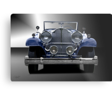 1932 Packard Victoria Convertible I Metal Print