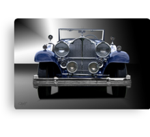 1932 Packard Victoria Convertible I Canvas Print