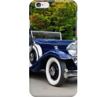 1932 Packard Victoria Convertible II iPhone Case/Skin
