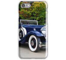 1932 Packard Victoria Convertible II iPhone Case/Skin