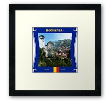 Romania - Roman Factors Framed Print