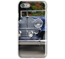 1932 Packard Victoria Convertible III iPhone Case/Skin