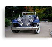 1932 Packard Victoria Convertible III Canvas Print
