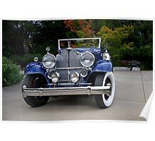 1932 Packard Victoria Convertible III Poster