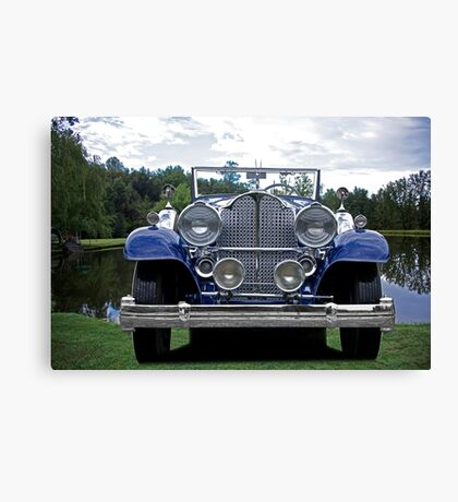 1932 Packard Victoria Convertible IV Canvas Print