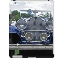 1932 Packard Victoria Convertible IV iPad Case/Skin