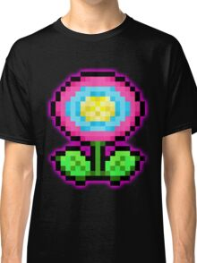 Flower Power - Pixels Classic T-Shirt