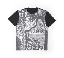 stream of consiousness Graphic T-Shirt