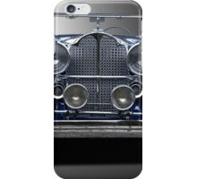 1932 Packard Victoria Convertible I iPhone Case/Skin