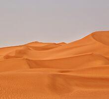 Dunes by Omar Dakhane