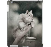 Something tasty iPad Case/Skin