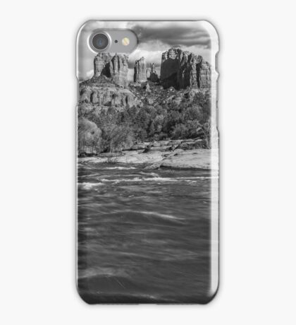Cathedral Rock, Sedona Arizona iPhone Case/Skin