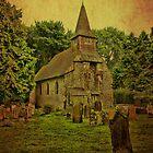 St Martin Acrise by Dave Godden