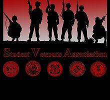 Student Veterans Association (Dusk) by Sarha42