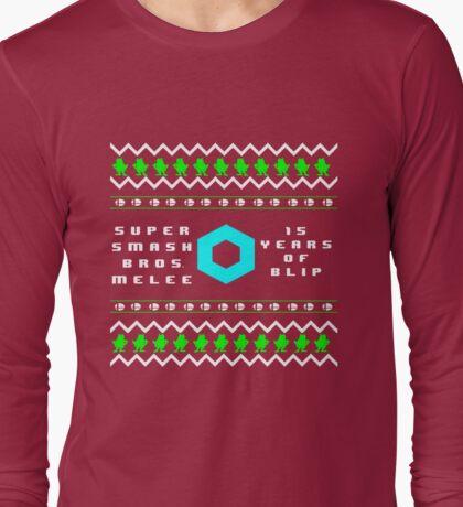 A Melee Christmas! Long Sleeve T-Shirt