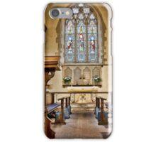 St Mary Magdalene Denton iPhone Case/Skin