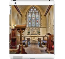St Mary Magdalene Denton iPad Case/Skin