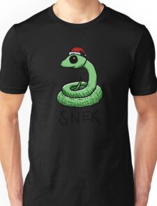 Christmas Snek Unisex T-Shirt