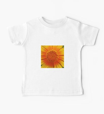 Warm Summer Colours. Baby Tee