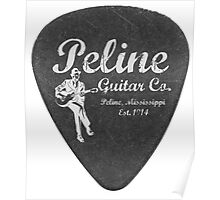 Peline Guitar Co. Poster