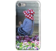 Spots and stripes iPhone Case/Skin