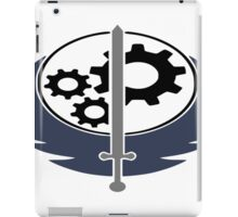 The Brotherhood of Steel iPad Case/Skin