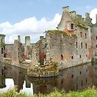 Caerlaverock Castle by Stuart  Fellowes