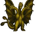 King Ghidorah by Funkymunkey