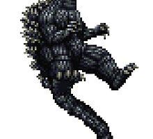 Godzilla by Funkymunkey