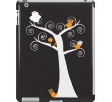 Halloween Five Birds  iPad Case/Skin