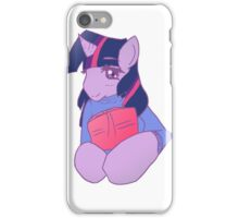 Bookworm Twilight iPhone Case/Skin