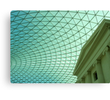 British Museum 1 Canvas Print