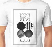BTS Wings Unisex T-Shirt