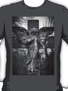 Angel on a Cross T-Shirt