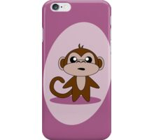 Monkey iPhone Case/Skin