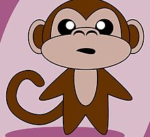 Monkey by mstiv