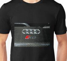 Audi RS4 Avant Badge Unisex T-Shirt