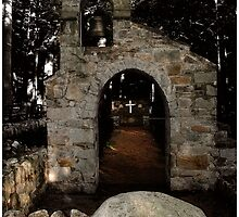 Chapel of the Woods, Hebron, NH by Wayne King