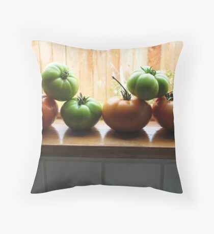 """Acrobatics"" Throw Pillow"