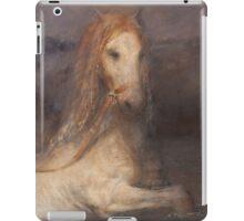 Horse bath iPad Case/Skin