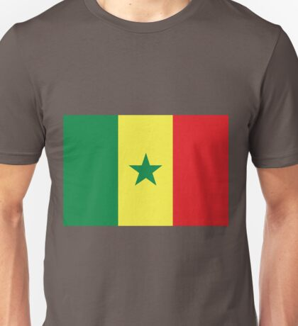 Senegal Unisex T-Shirt