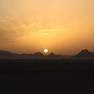 Tassili Sunrise by Omar Dakhane