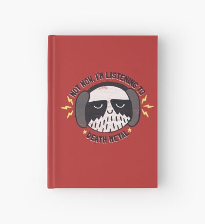 I'M HAVING A LITTLE ME TIME Hardcover Journal
