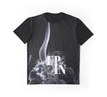UP IN SMOKE Graphic T-Shirt
