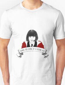 Jordanna Bevan, Submarine Unisex T-Shirt